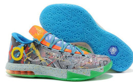 Wholesale New What The MVP KD V Aunt Pearl Liger Away II Mens Basketball Shoes Christmas Easter Ice Cream Sneaker Kevins Durants VI