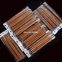 Wholesale Factory Price Carbonized Sweater Knitting Bamboo Needles sets New mm sizes cm Double Point b8 SV001571