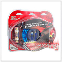 Wholesale Cool Quality of High Performance Car Audio Amplifier Wiring Kit HT668