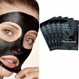 2016 Fast Delivery PILATEN 3000pcs lot Facial Minerals Conk Nose Blackhead Remover Mask Pore Cleanser Nose Black Head EX Pore Strip