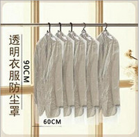Wholesale Clothes Suit Dress Garment Dustproof Cover Bag Storage Bags cm