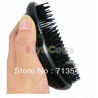 Wholesale 2014 New Head Scalp Massager Hair Brushes Hairbrushes Hair Brush Comb