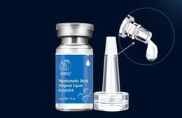 Wholesale Original Fluid Hyaluronic Acid Original Liquid Extract Skin Hydrating Serum Moisturizing Whitening Anti aging Anti blemish Serum