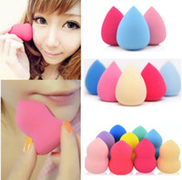 New Convenient Makeup Foundation Sponge Blender Puff Flawles...