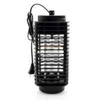 Wholesale Hot Black V Mosquito Killer Lamp Pest Insect Bug Mosquitoes Traps Lamp TK1054