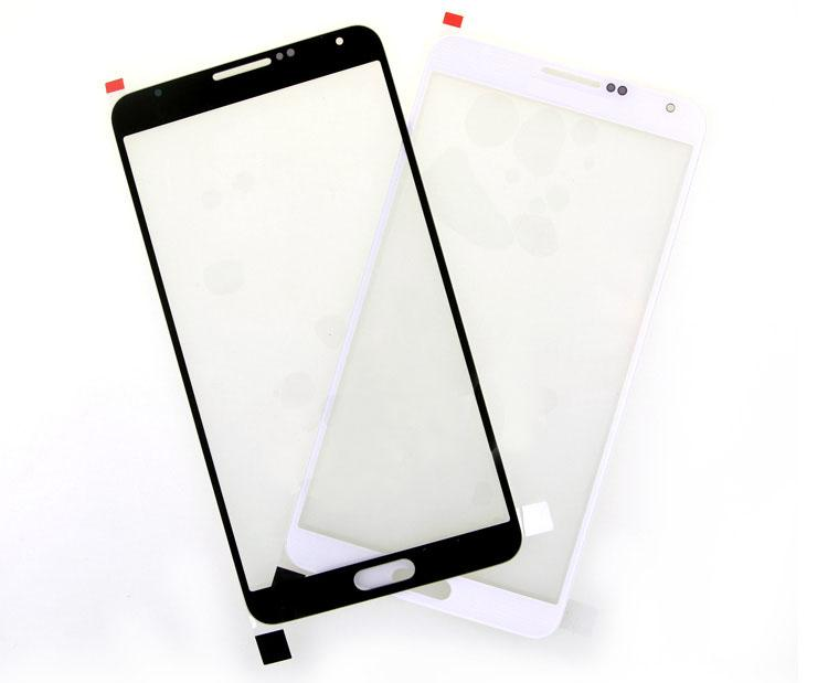 Buy Galaxy Note 3 Front Outer Screen Glass Lens Touch Cover Replacement Black White Samsung III N9000