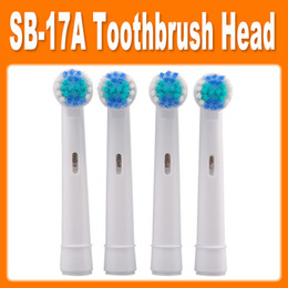 Wholesale Brush Heads Neutral package from seven eleven EB17 SB A Electric toothbrush heads health Hygiene pack