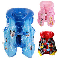 baby pool supplies - Newest Baby Kid Toddler Child Infant Boy Girl Float Pool Beach Life Jacket Swim Safe Vest Swimming Safety Aid Suit Life Saving Survival Suit