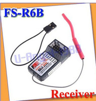 Cheap Helicopters Receiver For RC Airplane Best Receiver Plastic 6CH Receiver