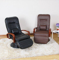 home office furniture - Home Office Commercial Furniture Reclining Office Chairs Functional Leather Swivel Colors Available Black Office Reclining Office Chairs