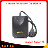 Original LAUNCH X431 Super 16 Diagnostic Connector OBD II in...