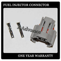Automotive Denso Connector  denso injector - Denso injector connector kit for ID2000 injector Nippon Denso Injector Connector Female fuel injector connector