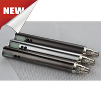 1300mAh Adjustable  Electronic cigarette batteries EGO V V3 1300mah Battery Variable Voltage 3.0V-6.0V Wattage 3.0-15.0W with DHL