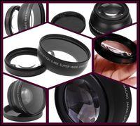 Wholesale 20Pcs mm X Wide Angle Macro Conversion Lens for Canon Nikon Sony X05