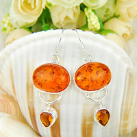 Free Shipping- - 2PCS Lot for lady 925 Silver fashion women si...