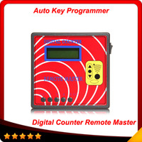 Wholesale 2014 Top selling Digital Counter Remote Master Auto key programmer New version High quality