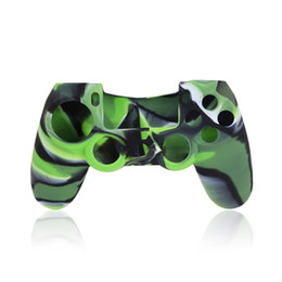 Wholesale Your best Choice Best quality New Soft Silicone Protective Sleeve Case Skin Cover for PlayStation PS4 Xbox one Controller