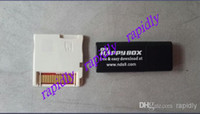 3ds xl - New R4 white Pro Revolution Game Card Adapter For DS DSi XL LL NDSi NDSL DS USB TF Card Reader