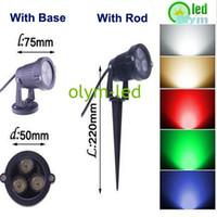led lawn light - 2X Energy Saving W Outdoor LED Spotlight V Lawn Lamp for Garden Landscape Lighting RGB Warm Cold White Best Waterproof IP68