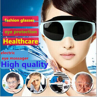 Wholesale High quality electric eye massager eye protection device type fashion glasses genuine massage device