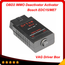 Wholesale Hot selling Drive Box OBD2 scanner EDC15 ME7 Vag Drive Box obdii Immo Deactivator Drive box