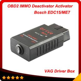 Wholesale OBD2 VAG Drive Box EDC15 ME7 OBD2 IMMO Deactivator Activator DriveBox