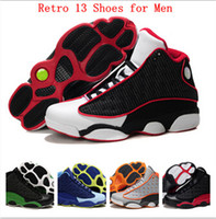 Wholesale Hot New Hot Sale Cheap Authentic Brand Men s Retro Basketball Shoes J13XIII Sneakers Super A Top Quality EUR Size