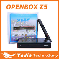 Wholesale Original Openbox X5 update modle openbox z5 p Full HD Satellite Receiver support Wifi youtube gmail google chinese language free ship