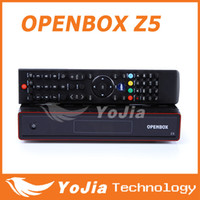 Wholesale 2pcs Original Openbox X5 update modle openbox z5 p Full HD Satellite Receiver support Wifi Chinese language