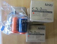 Wholesale CS3100000 cs320 HITI C1 color ribbon kit for CS310 cs320 id card printer