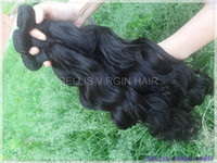Wholesale 3 price china factory direct customized new fashionable braizlian natural wave human hair extensions