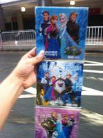 Wholesale 20pcs Frozen Doll Princess Elsa Anna Real Jigsaw Puzzle Children s educational toys