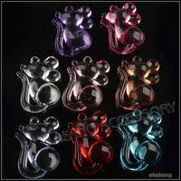 Wholesale 36pcs Colored Plastic Pendant Mouse Cartoon Pendant Fashion Jewelry Pendant Necklace Beads x40x13mm