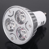 mr16 3w led - X100 High power Led Lamp GU10 E27 B22 MR16 GU5 E14 W V Led spot Light Spotlight led bulb downlight lighting