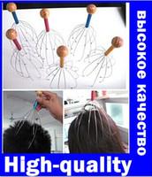 Acupuncture acupuncture stress - 5Pcs Head Neck Scalp Equipment Stress Relax Massage Massager High quality original new new
