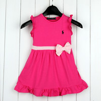 NEW Dress Brand Girls Dresses Summer Children Clothing Baby ...