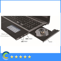 Cheap 15-15.9'' 15.6 inch laptop computer Best Windows XP DVD-RW HDMI bluetooth Wifi Notebook Intel D2500 laptop