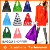 Wholesale Fashion Foldable Waterproof Storage Eco Reusable Shopping Tote Bags