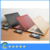 Wholesale Celeron U Dual Core Ghz Brand New inch Laptop computer with GB RAM GB HDD DVD RW HDMI bluetooth Wifi Notebook Computer
