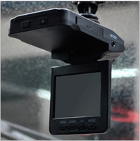 1 channel dash cameras - H198 Car DVR Camera with Inch Degree Rotated Screen IR LED Night Vision Car Camera Camcorder Video Recorder dash Camera