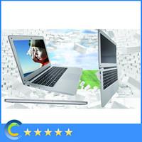 Wholesale 13 inch A9 Ultra Slim Laptop computer With Wifi Camera Celeron U Dual core GHZ GB RAM GB ROM Ultrabook notebook