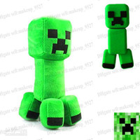 Free shipping New Game Creeper Soft Plush Doll Collection Gi...
