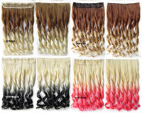 clip in one piece extensions - Clip on Hairpieces Clip on Hair Clip in on Hair quot Colors Optional One Piece Hair Extensions