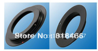 Wholesale pengmall222 Aluminum M42 Screw Lens to Canon EOS EF Mount Adapter Ring Rebel for canon XSi T1i T2i D D D D D D