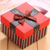 Wholesale Supply watch box PACKER decorations jewelry gift box watch box carton packaging