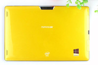 500 Ramos 10 inch Ramos i10 Pro Tablet PC Intel Bay Trail-T Z3740D Quad Core Android 4.2 &Windows 8.1 Dual OS