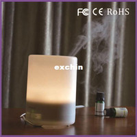 Wholesale 300ml led ultrasonic aroma diffuser electric aroma diffuser