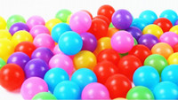 Wholesale 600pcs Ocean Play Balls Pit Balls For Pool Pit Tent with cm high quality