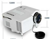 Wholesale Mini projector UC28 portable pico led mini HDMI video game projector digital pocket home cinema projetor