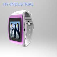 Wholesale 1 quot touchscreen UPro hand free multi functional wrist bluetooth watch